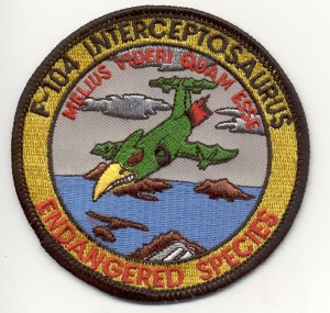 F-104 INTERCEPTOSAURUS
